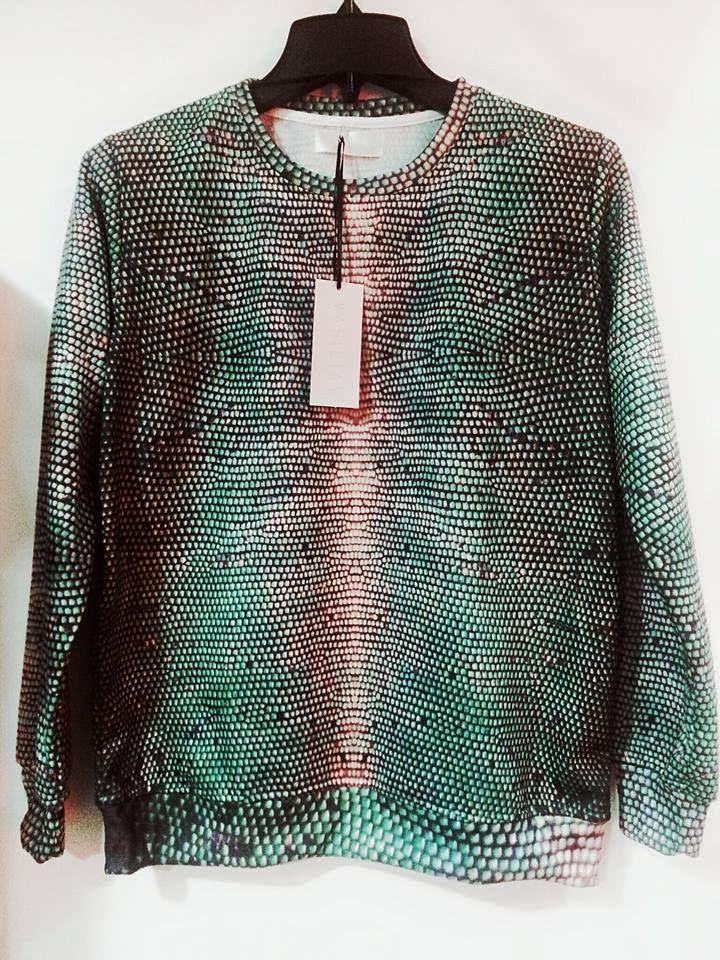 Buso Vasiliav diseño exclusivo talla s encuentranos en: http://www.skema-studio.com/tienda/