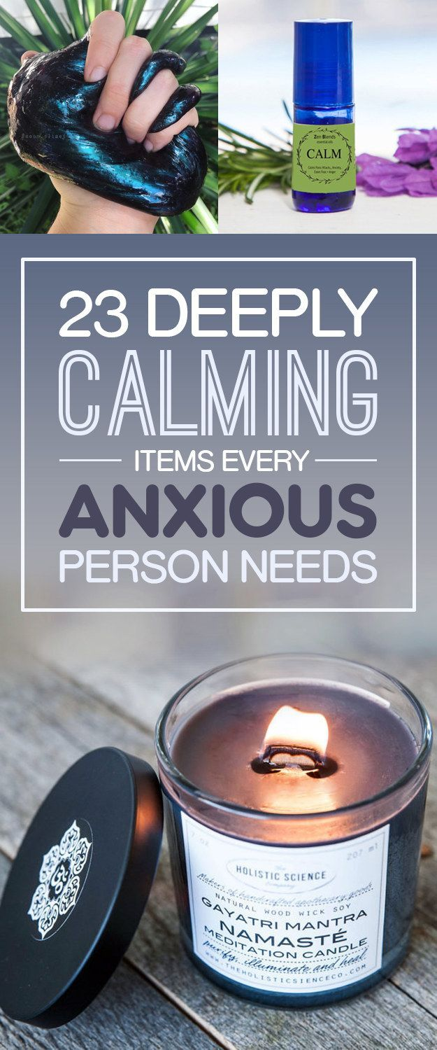 23 Deeply Calming Items Every Anxious Person Needs
