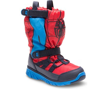 Your little Spiderman fan will love these Made2Play® Sneaker Boot, Spider-man Print from Stride Rite!