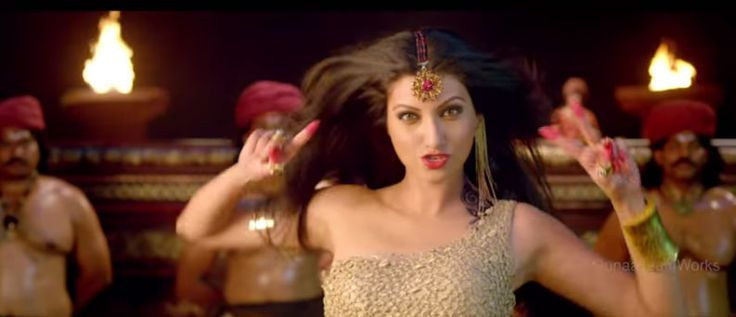 Rudrama Devi Film HD Stills | Hamsa Nandini Hot Pics