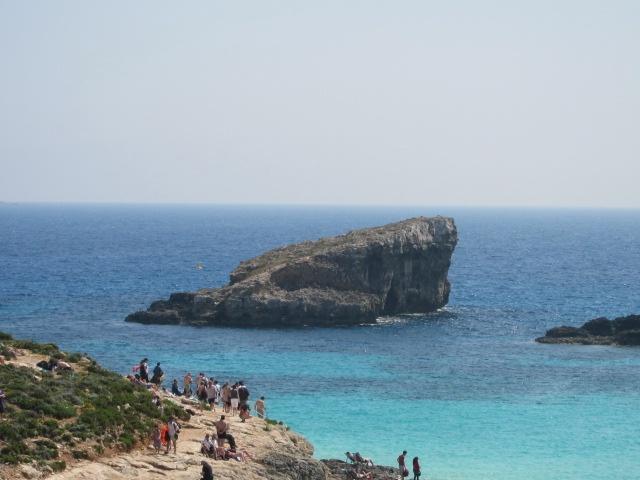 Blue Lagoon,Comino,Malta_8232