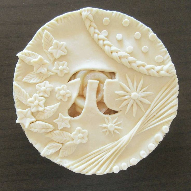 Crust for March 14th: pi/pie day
