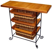 Foxcreek Baskets: Tables and more