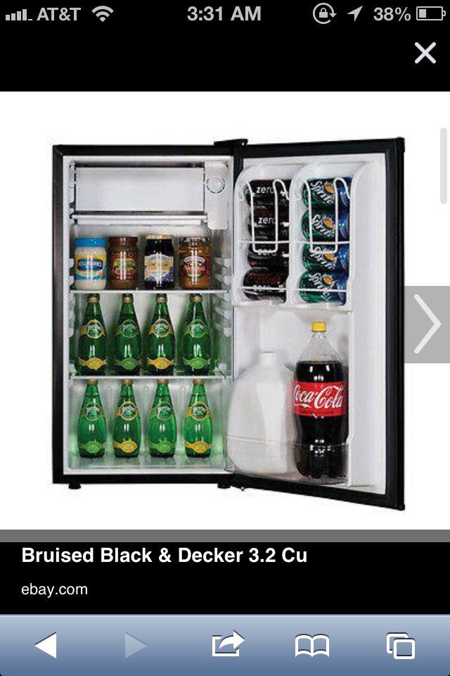 how to set up a mini fridge