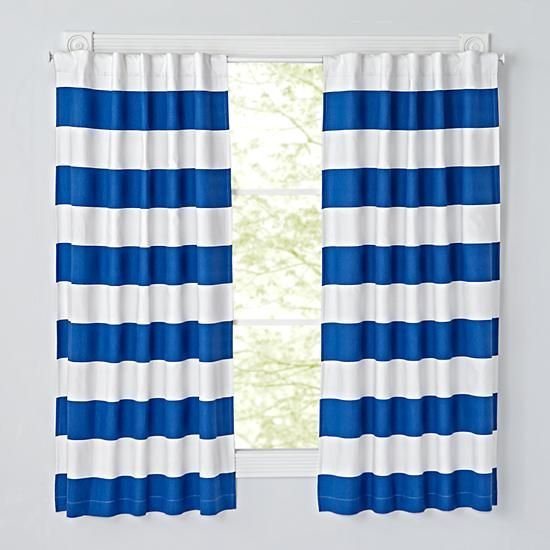 Blackout Curtains boys blue blackout curtains : 17 Best images about Boy's room on Pinterest | Pottery barn kids ...