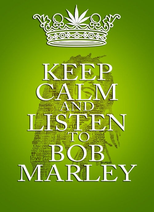 Bob Marley -Don't Worry about a ting, Every likkle ting gonna be alright
