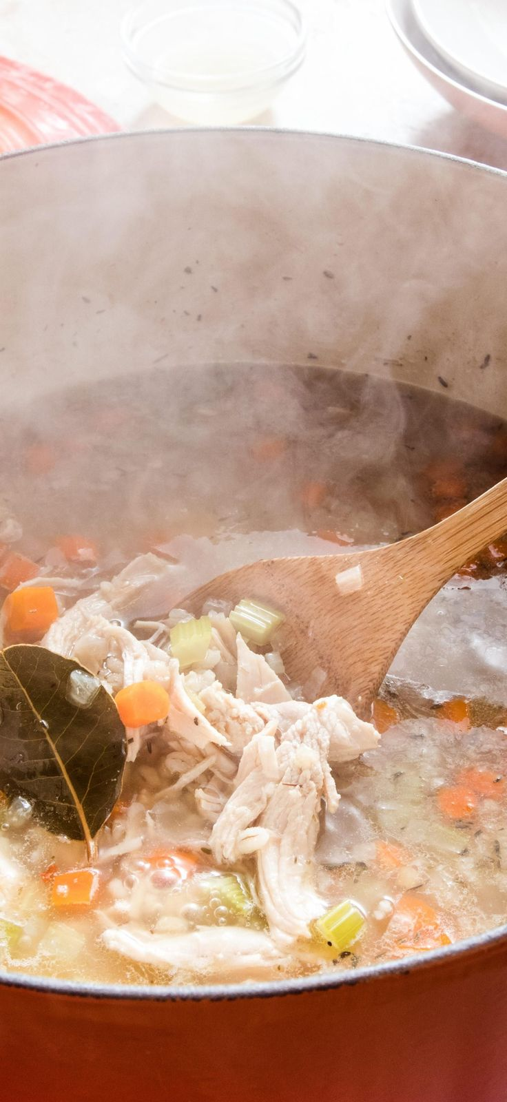 Turkey Barley Soup. Here's how to make a dead-simple, yet satisfying post-Thanksgiving turkey soup.
