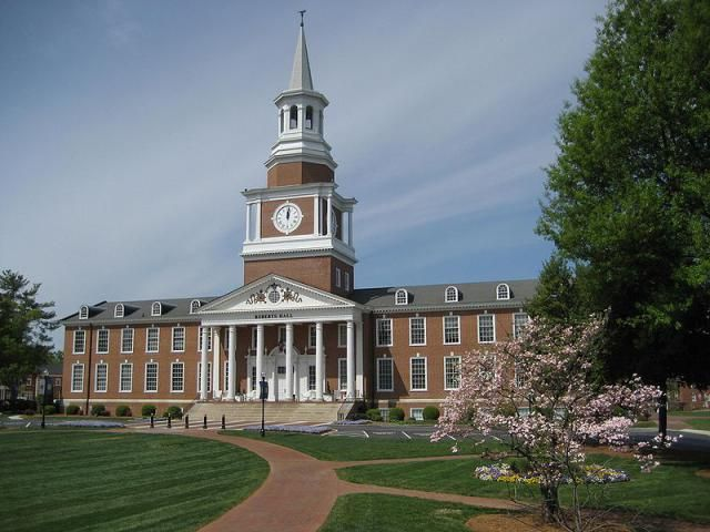 Learn About High Point University and What It Takes To Get In: High Point University