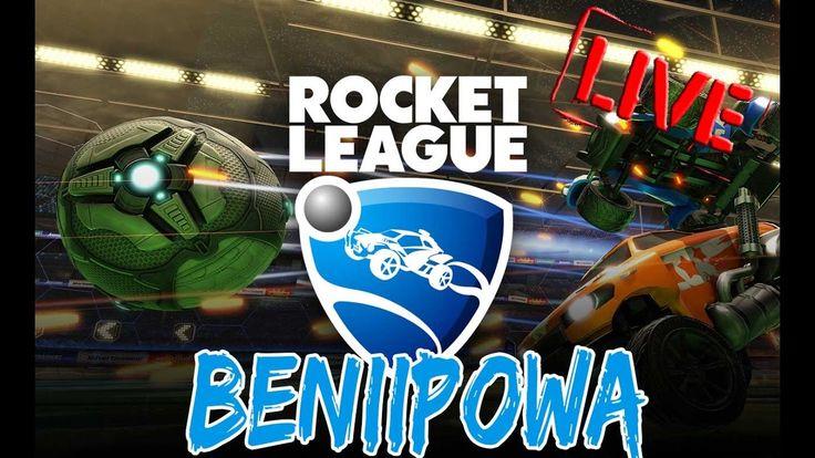 BENIIPOWA - Rocket League Élő adás! #10