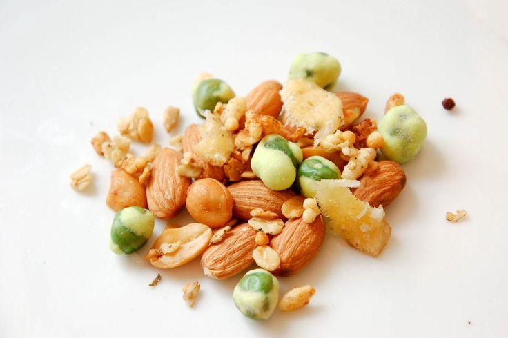 Meu amor pela zona cerealista e snacks saudáveis | A casa encantada