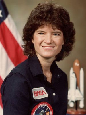 R.I.P. Sally Ride. She was an inspiration to all American women.
