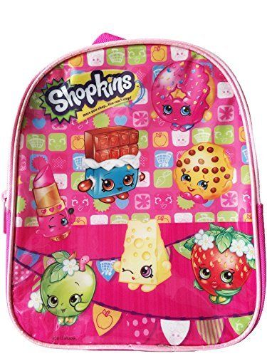 Shopkins mini backpack ** Visit the image link more details. (This is an affiliate link and I receive a commission for the sales)
