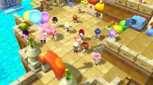 Signal to Open Western Release of MapleStory 2!