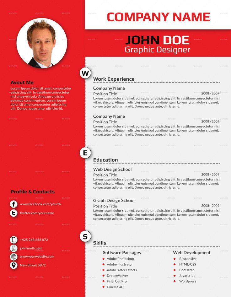 Clean resume cv clean resume resume cv resume
