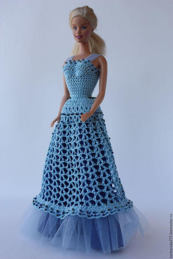 Купить Коллекция элегантных платьев! - подарок, подарок для девочки, одежда для кукол, одежда для барби ☆