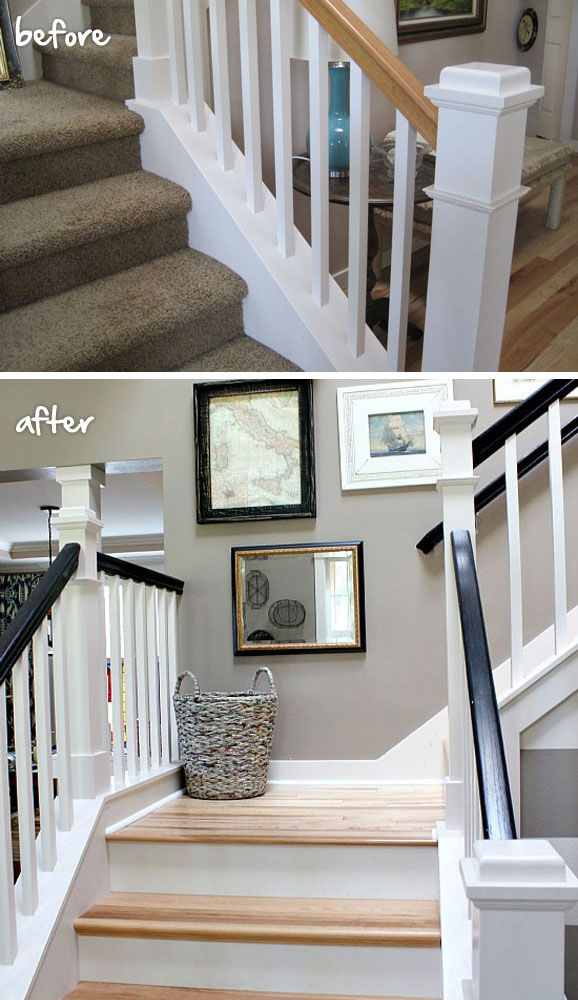 When we moved into our brand new home several years ago, one of my dreams was to give the stairway a makeover. Even though it was a new house, it....
