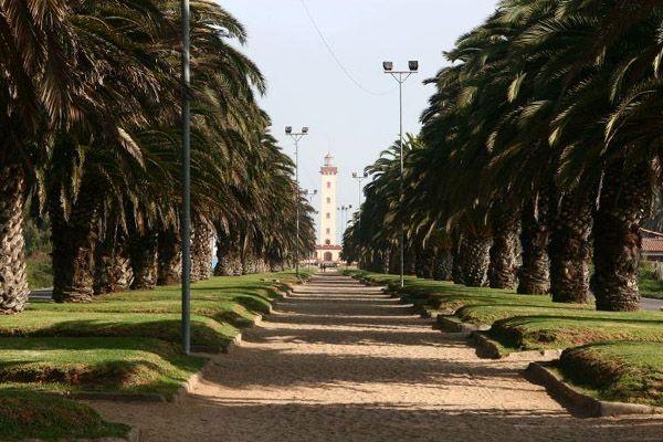 la serena chile   Lighthouse, La Serena, Chile photo