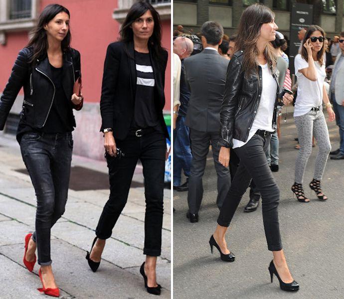 French Street Style Paris Vogue Style Emmanuelle Alt