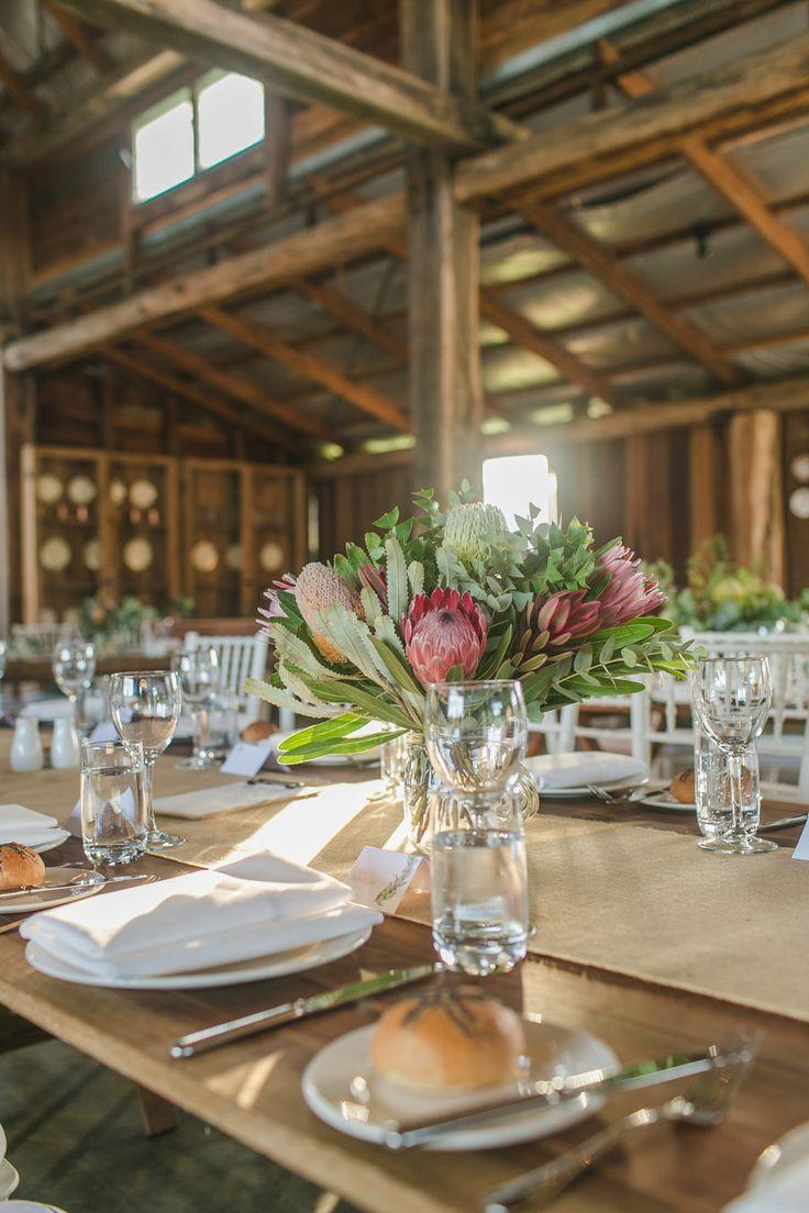 Sydney Polo Club Wedding   Table setting   Florals   www.guijorge.com.au