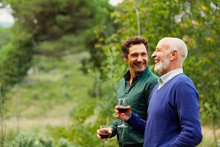 Does getting older change our sense of smell and taste? #Wine #Wineeducation