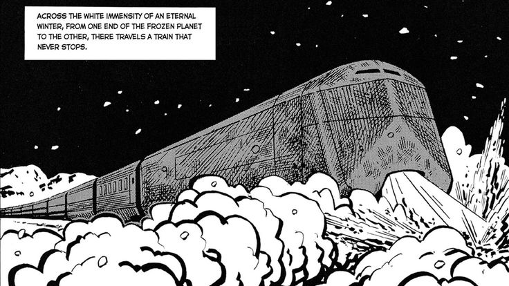 It took three decades for one of the darkest, most challenging French comic books ever to be translated into English, but the wait was worth it. Snowpiercer — or Le Transperceneige as it was...