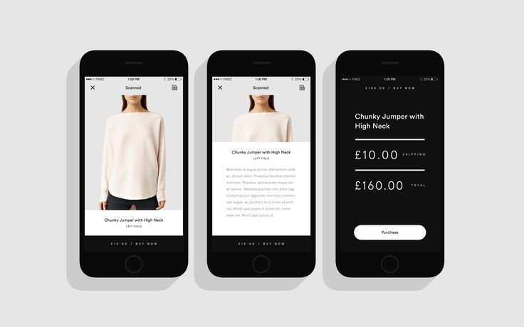 MishiPay iPhone App Concept