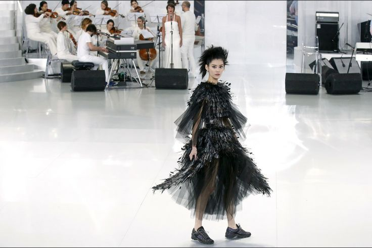Недеља моде у Паризу. Хауте цоутуре шик и Шанел - Парис Матцх