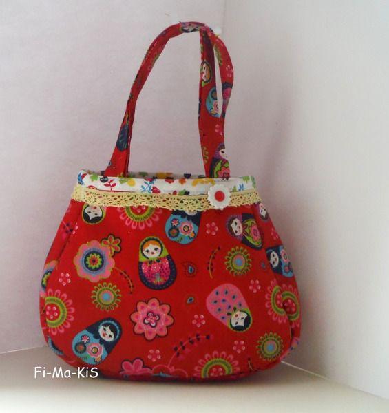 Kindertaschen von Fi-Ma-KiS auf DaWanda.com