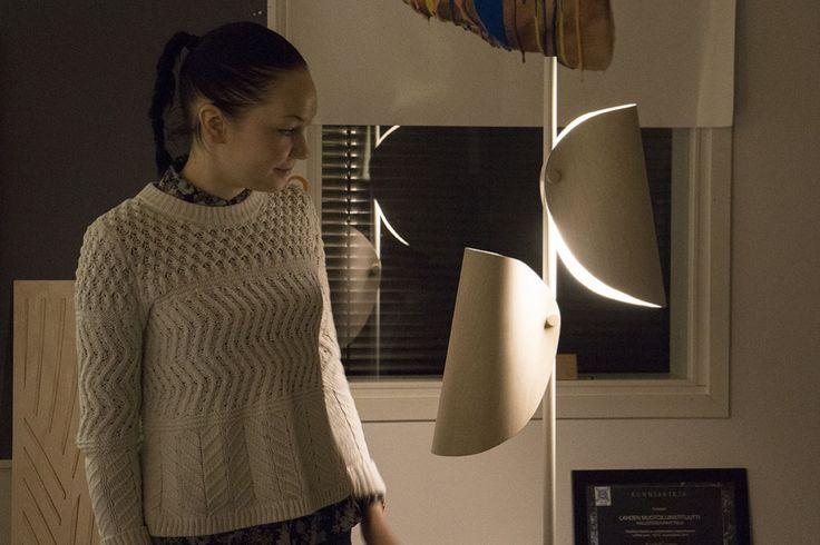 Hanna Kutvonen, lampshades