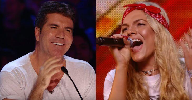 Louisa Johnson may just be 17-years-old but don't let her age let you...