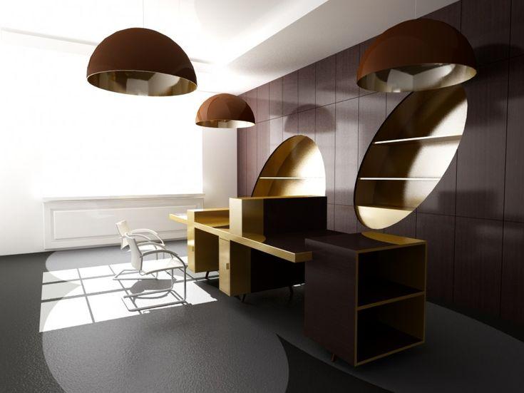 Creative Designer Home Office Furniture Ideas