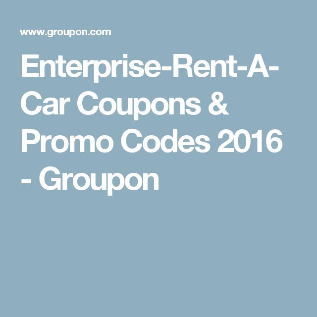 Best 25+ Enterprise Rent A Car Ideas On Pinterest