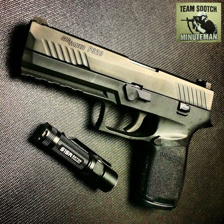 Sig P320 9mm Pistol Review