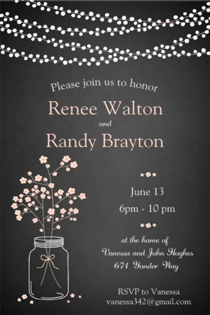 Barbecue Party Invitations- BBQ invitations new for Spring Summer 2015