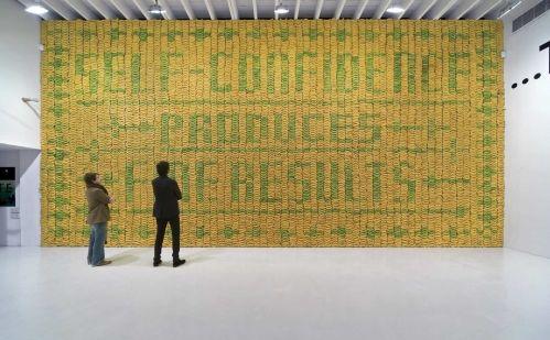 Deitch Projects, Banana Wall