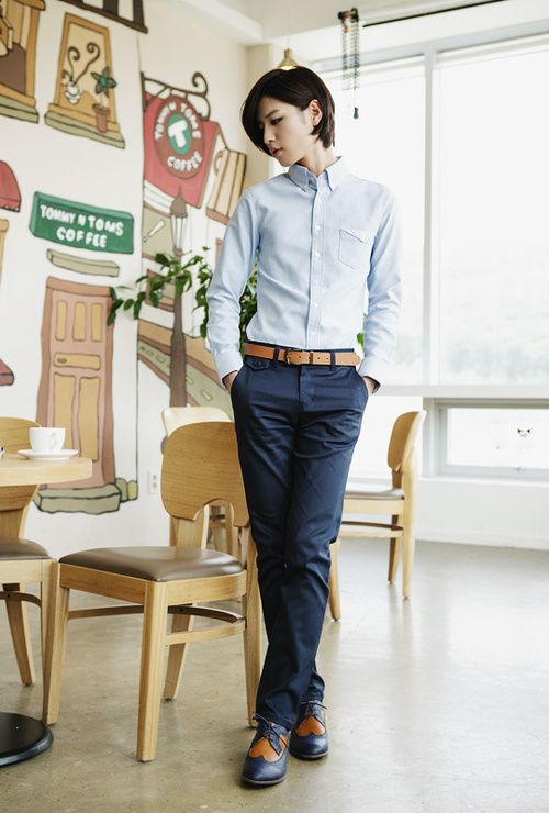 Smart Tomboy Androgynous Androgynous Fashion Pinterest The Outfit Formal Wear And