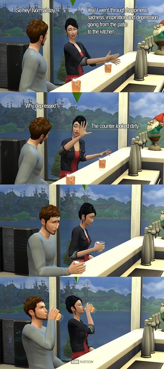 Emotional Trip by SimNation Source | SimNationTV Honeywell's Sims 4 News