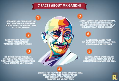 What are some unknown facts about Mahatma Gandhi? - Quora