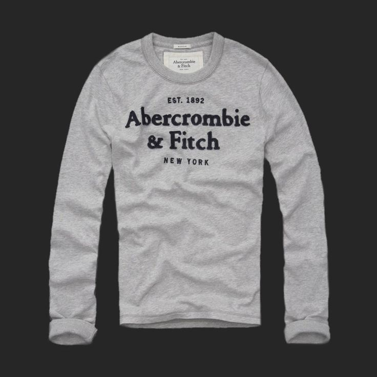 17 best images about abercrombie fitch clothing on for Abercrombie and fitch tee shirts