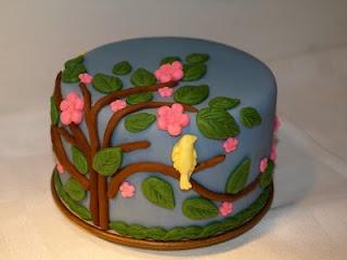 HuskeKage: fondant kager