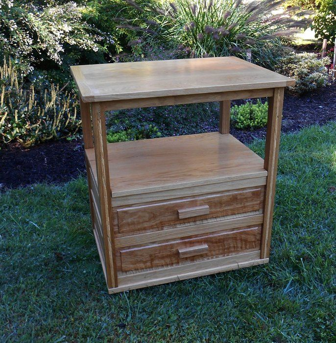 Emily's kiln cart - by MSRiverdog @ LumberJocks.com ~ woodworking community
