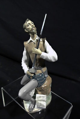 Beautiful Mint 1986 Don Quixote Lladro Figurine 5357 Salvador Furio