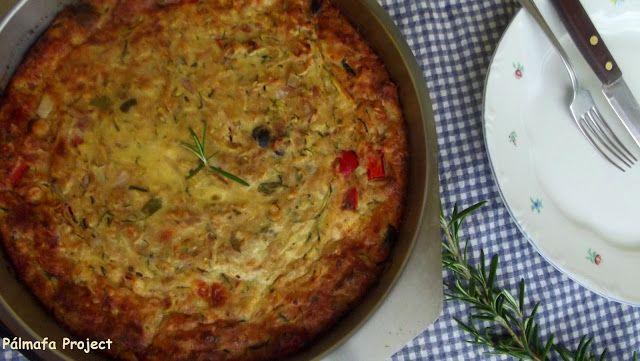Boldog Blogok: Cukkinis pite