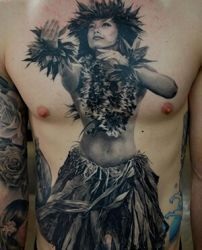 Hawaiian Tattoo Meanings