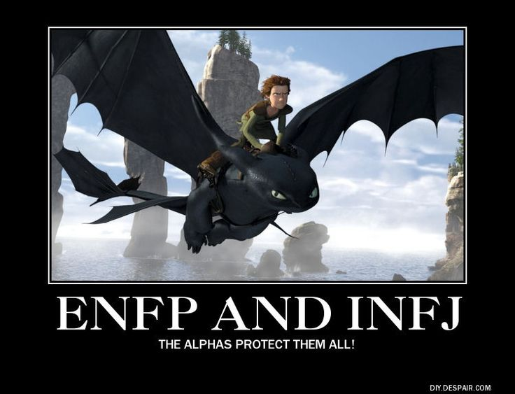 enfp and infj dating profile