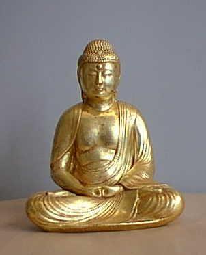 Bouddha chinois ,Lorenzi: mouleur statuaire