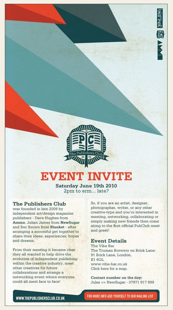 publisher's club