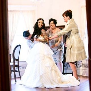 On January 3, 2016, Matthew Rehwoldt (WWE NXT Superstar Aiden English) married Shaul Guerrero (former WWE NXT Diva Raquel Diaz) in Florida. Guerrero is the oldest daughter of late WWE Hall of Fame Superstar Eddie Guerrero and Vickie Guerrero. The couple announced their engagement in December 2014. #WWE #NXT