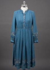 Original vintage blue dress