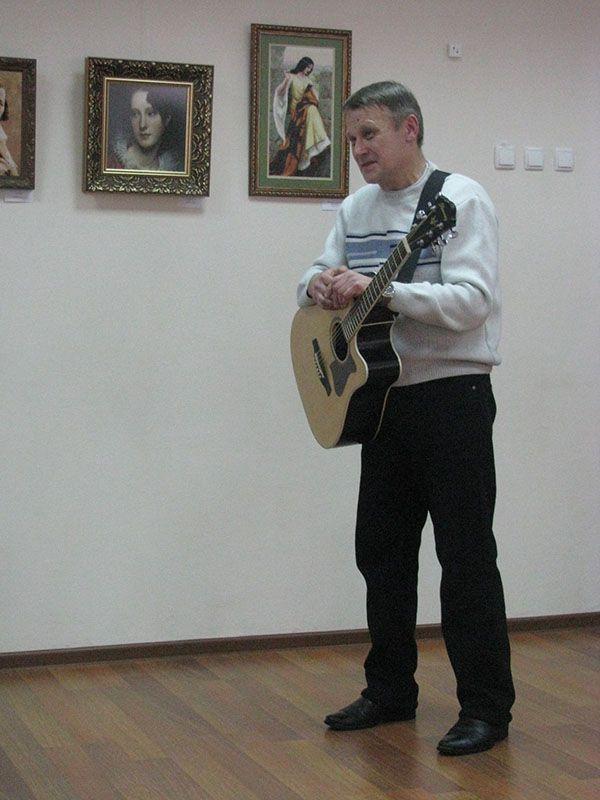 Керівник колективу «ЛіГос» Артур Савран